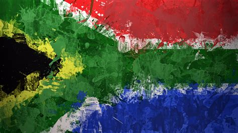 wallpaper for walls south africa south african flag wallpaper 598243