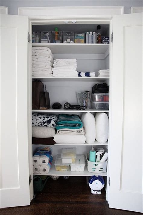 Hallway Closets by Closet Organization