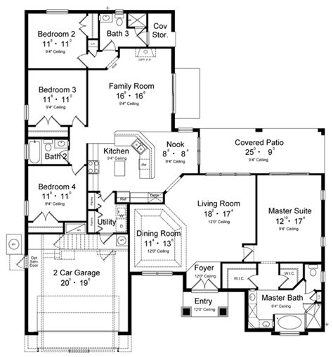 the emerald coast collection 8940 4 bedrooms and 3 5