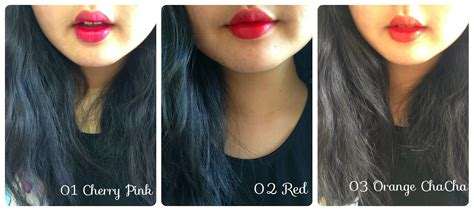 Tony Moly Delight Tint Liptint Tony Moly review tonymoly delight tony tint with lip swatches
