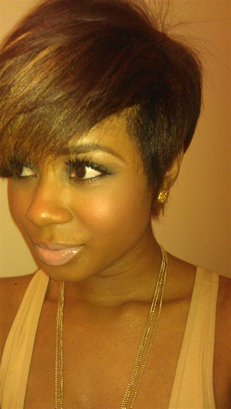 hairstyles for straight natural hair 10 images about natural hair short on pinterest my
