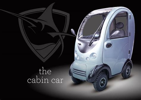 Cabin Of A Car by Cabin Car Mobility Scooter With Free Delivery By An