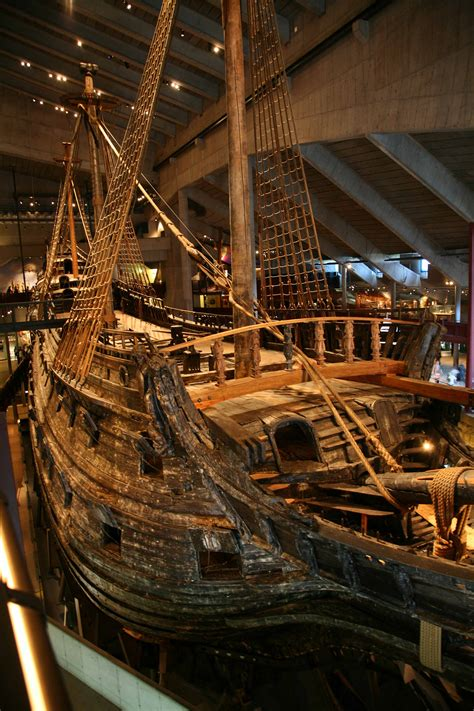 gustav vasa ship photos of vasa ship in the vasa museum stockholm