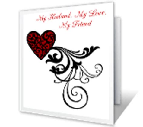 printable christmas cards husband free my husband my love my friend greeting card valentine s