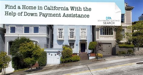 Find In California Find A Home In California With The Help Of Payment Assistance