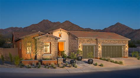 Gehan Homes Floor Plans by New Luxury Homes For Sale In Scottsdale Az Windgate