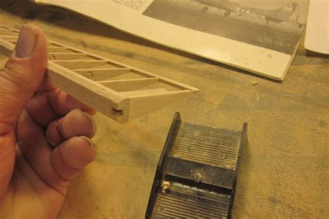 Going All Out 2 going all out with a classic balsa b 17 f part 2