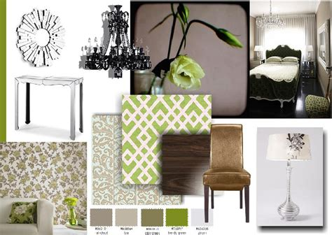 fresh bedroom design sampleboard