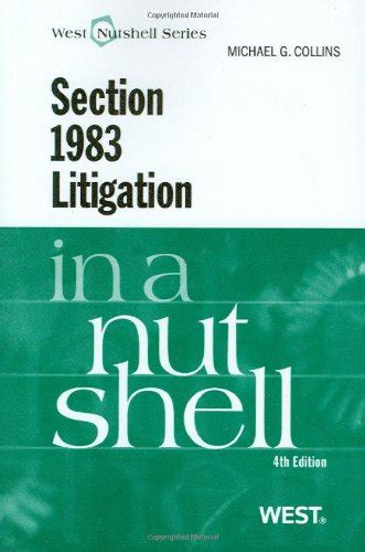 municipal liability 42 usc section 1983 books section 1983 litigation in a nutshell 4th in a nutshell
