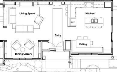 sarah susanka    big house add dining table