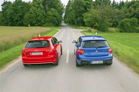 Bmw 135i M Technische Daten by Ein Erster Fahrvergleich Zwischen Bmw M135i Und Audi Rs3
