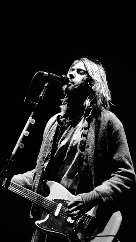 Kurt Cobain Y1452 Iphone 6 6s 1000 images about cool iphone wallpapers and lock screen