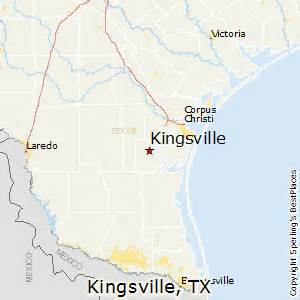 map of kingsville best places to live in kingsville