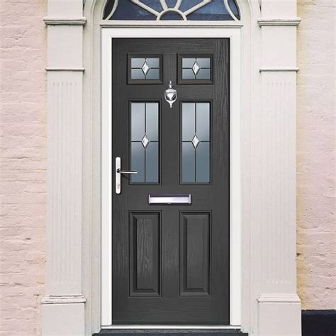 Grey Composite Front Doors The 13 Best Images About Front Door Ideas On Traditional Classic Style And Home