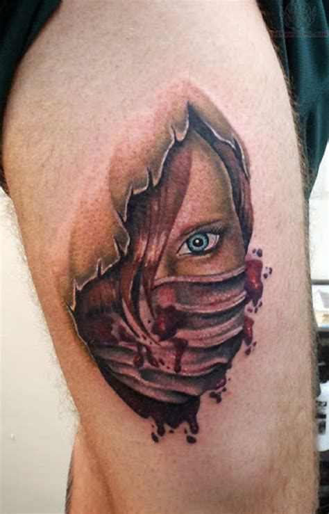 flesh tattoos rip tattoos designs ideas and meaning tattoos for you
