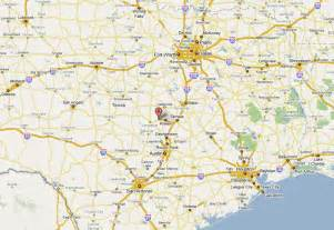 where is killeen on the map