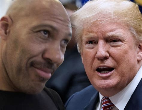 donald trump liangelo ball lavar ball tells trump to stay in your lane after trump