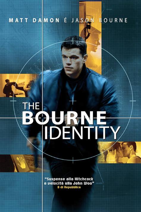 The Bourne Identity the bourne identity 2002 cine
