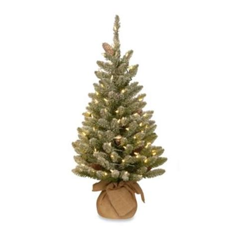buy battery operated christmas tree with lights from bed