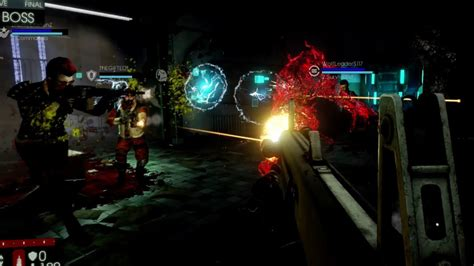 it s finally on xbox one killing floor 2 gameplay