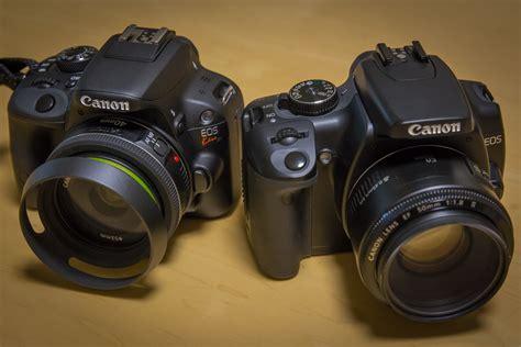 Kamera Canon Eos X7 canon eos x7 大きさ比較編 o no re 己 おのれ