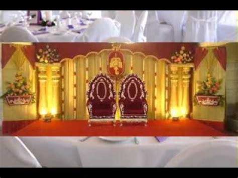Dekoration Hochzeitssaal by Simple Wedding Decorating Ideas