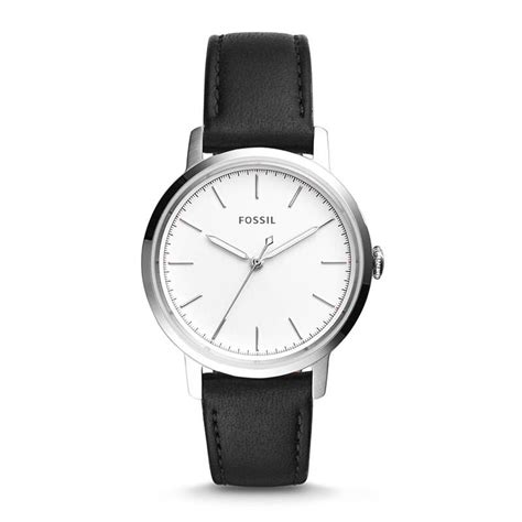 jual fossil neely multifunction leather es4186