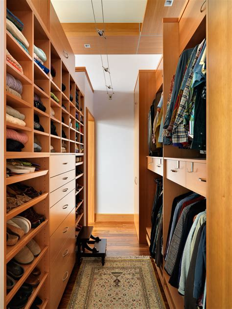 In A Closet by 100 Stylish And Exciting Walk In Closet Design Ideas Digsdigs