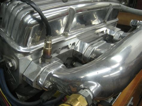 ski boat exhaust manifolds any ls or lt1 boats on here page 5 offshoreonly