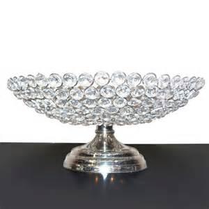 Decorative Fruit Bowl decorative crystal fruit bowl kitchen by m4design