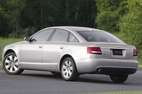 price of an audi a6 2006 audi a6 reviews specs and prices cars