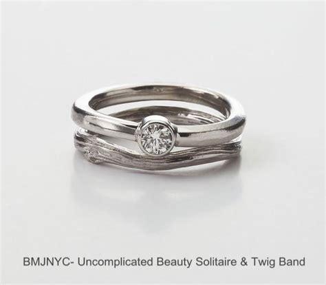 canadian modern bezel engagement ring conflict