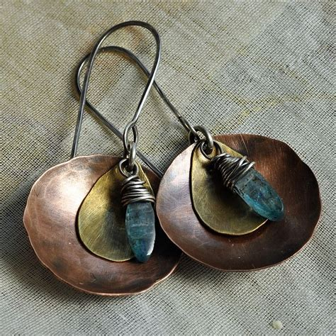 Handmade Earrings Etsy - ideas about etsy earrings handmade bridal catalog