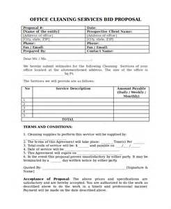 janitorial template free cleaning template 8 free word pdf document