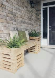 Diy Outdoor Spaces - 15 easy to make diy benches for your outdoor spaces