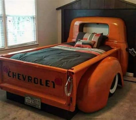 car with truck bed chevrolet pickup bed house ideas pinterest men cave cave and cars