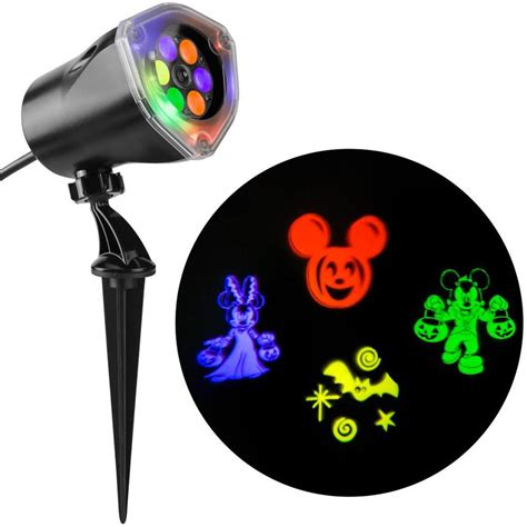 gemmy lightshow projection whirl a motion lights shop gemmy lightshow projection whirl a motion mickey and