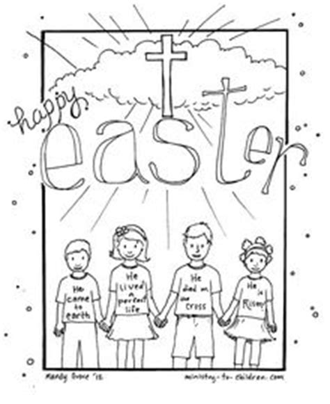easter story coloring pages for preschoolers easter coloring page the t shirts tell the