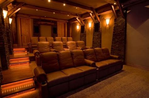 Rooms To Go Theater Seating by Home Theater Stadium Seating Home Theater Projector Diy