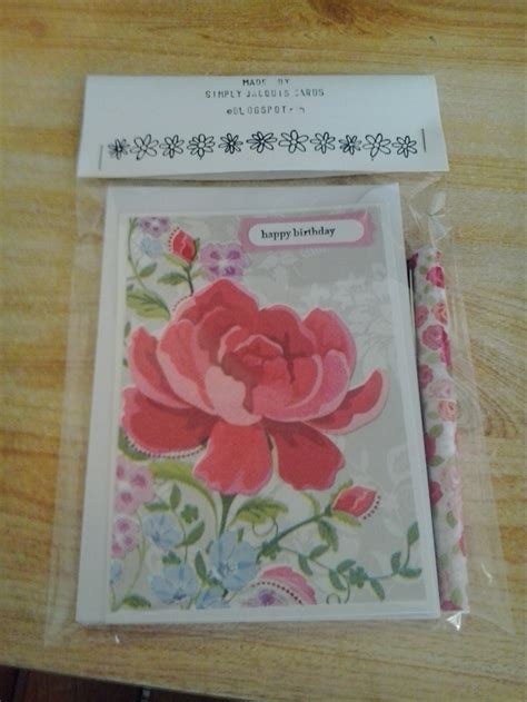 Handmade Greeting Cards Australia - cellophane pack of 5 australian handmade floral and bird