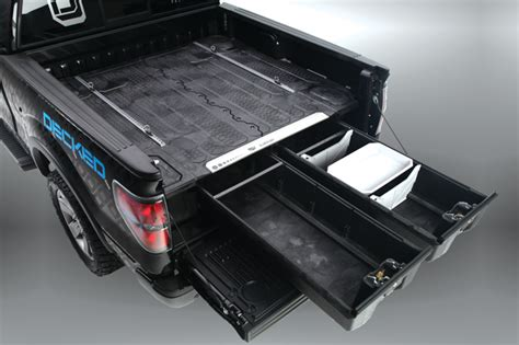 truck bed drawers decked decked system featured in desktop engineering decked