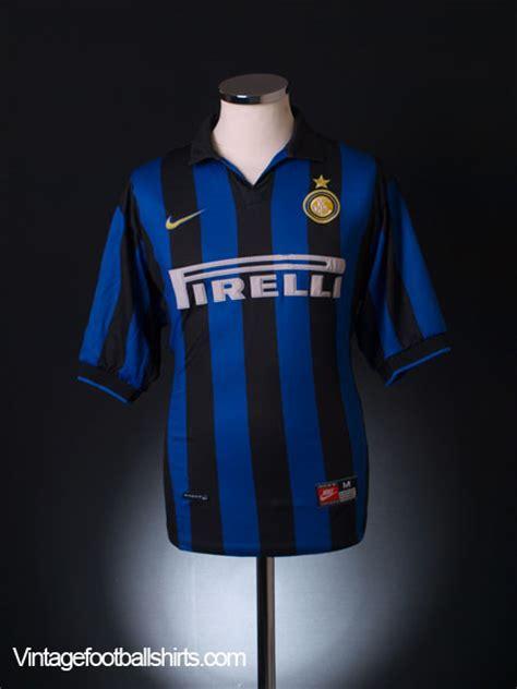 Sweater Inter Milan 04 2003 04 inter milan home shirt vieri 32 xl for sale