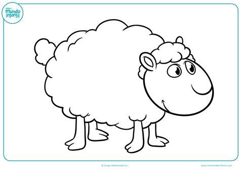 imagenes de animales para iluminar dibujos de animales de granja para colorear mundo primaria