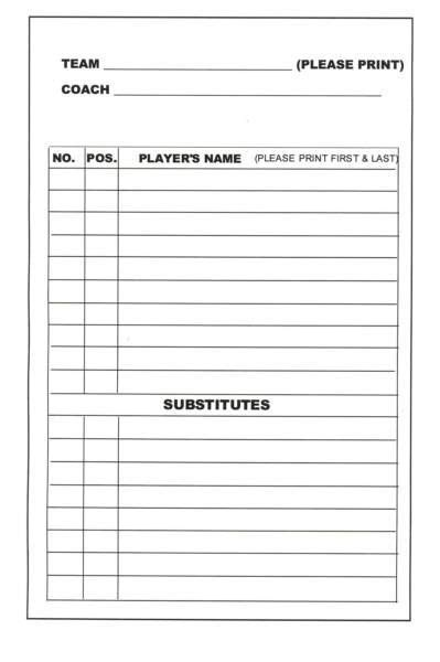 baseball card template pages lineup cards perth softball league softball association