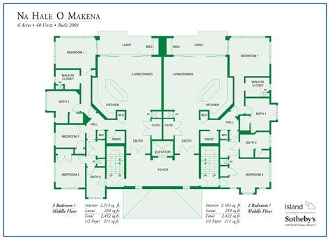 makena floor plan na hale o makena for sale 3 condos median 2 45m