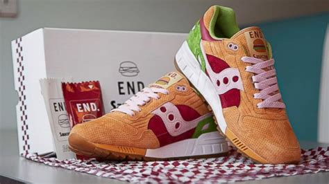 groundhog day nonton burger shoes 28 images saucony hamburger sneakers look