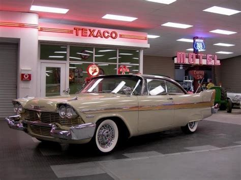 beige 1958 plymouth fury for sale mcg marketplace