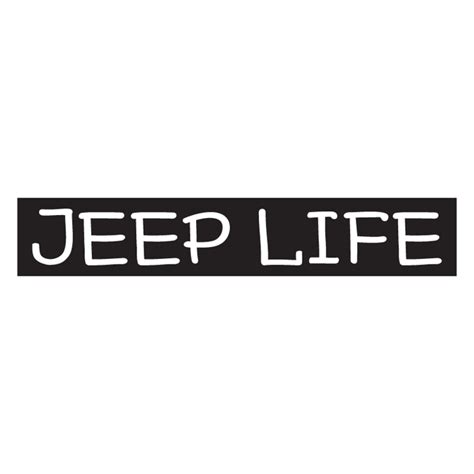 Jeep Stickers All Things Jeep Jeep Decal