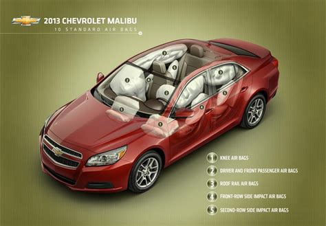 chevy malibu safety 2013 chevrolet malibu safety approved by china ncap