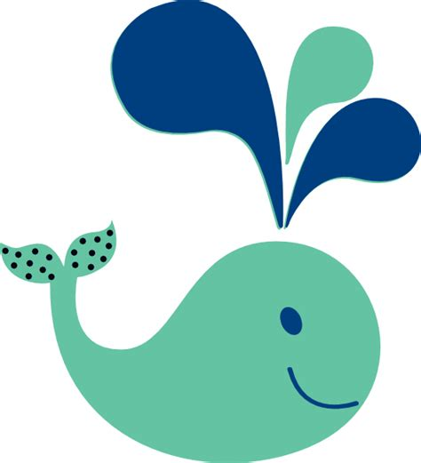 baby whale clipart whale clip at clker vector clip